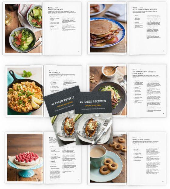 101 paleodieet recepten