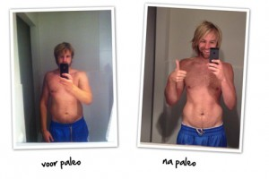 resultaten paleo dieet