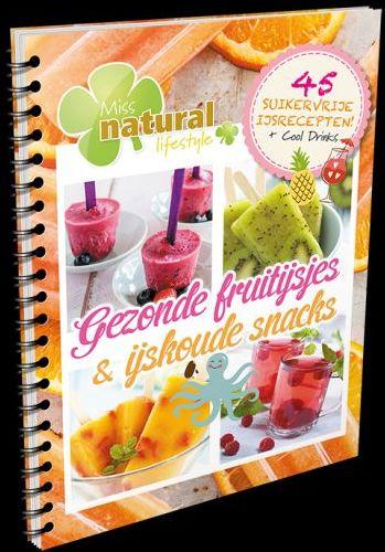 gezonde fruitijsjes